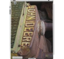 Old John Deere  iPad Case/Skin
