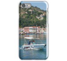 Gaios harbour, Paxos iPhone Case/Skin