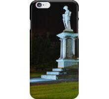 Night Watchman iPhone Case/Skin