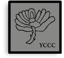 YCCC - Yorkshire Cricket Club - Heritage Apparel Canvas Print