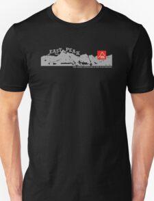 East Peak Apparel - Mountain Print - T-Shirts Unisex T-Shirt