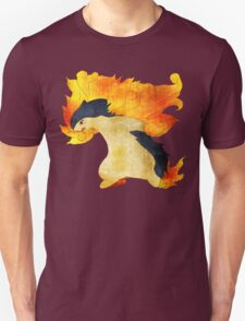 Typhlosion- The Volcano Pokemon T-Shirt
