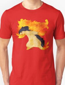 Typhlosion- The Volcano Pokemon Unisex T-Shirt