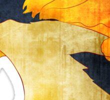 Typhlosion- The Volcano Pokemon Sticker
