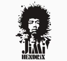 Jimi Hendrix Kids Tee