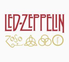 Led Zeppelin Kids Tee