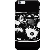 W'nR'n T engine t-shirt iPhone Case/Skin