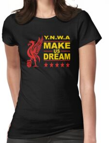 Liverpool - Ynwa Womens Fitted T-Shirt