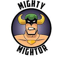 Mighty Mightor Photographic Print