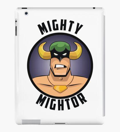 Mighty Mightor iPad Case/Skin