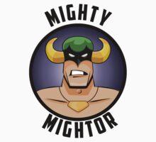 Mighty Mightor Kids Tee