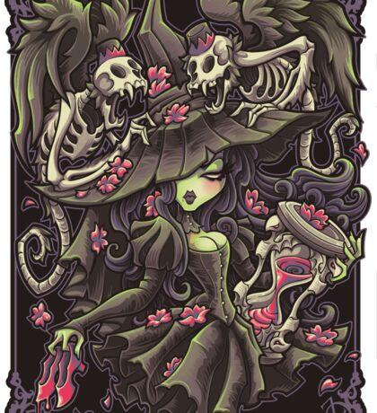 Witching Hour Sticker
