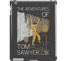 Books Collection: Tom Sawyer iPad Case/Skin