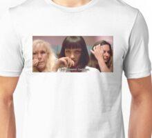"Pulp Fiction Mia Wallace - I said goddamn"" Unisex T-Shirt"