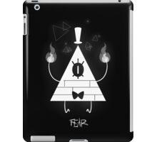 Fear Me iPad Case/Skin