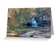 Autumn at Cauldron Falls Greeting Card
