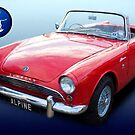 Sunbeam Alpine by destinysagent
