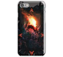 Black Knight II iPhone Case/Skin