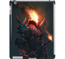 Black Knight II iPad Case/Skin