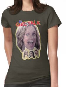 Girl Talk (Fuller House band) Womens Fitted T-Shirt