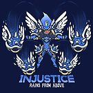 Injustice rains from above by TechraNova