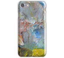 Impasto iPhone Case/Skin