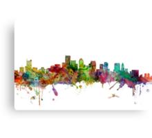 Boston Massachusetts Skyline Canvas Print