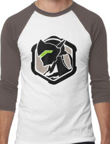 OVERWATCH GENJI Men's Baseball ¾ T-Shirt