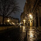 Rue parisienne by agu-photos