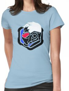 OVERWATCH SOLDIER 76 Womens Fitted T-Shirt