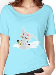 Pichu's Holiday Women's Relaxed Fit T-Shirt