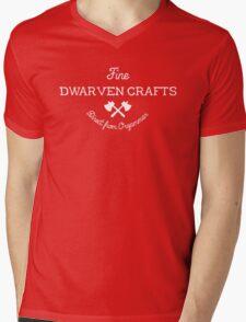 Fine Dwarven Crafts, Direct from Orzammar Mens V-Neck T-Shirt