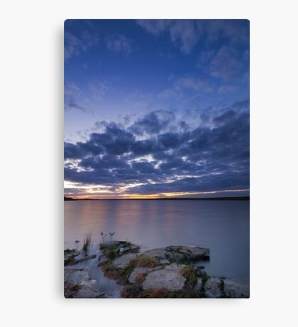 Tranquil Senset Canvas Print