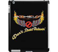 ATHEISM - Don't Start Believin'! iPad Case/Skin