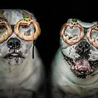 bulldogs smile  by ARIANA1985
