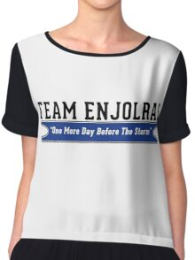 Team Enjolras Chiffon Top