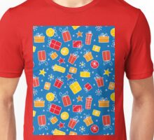 Chritmas gifts pattern Unisex T-Shirt