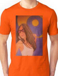 Beautiful Catching the Sun Unisex T-Shirt