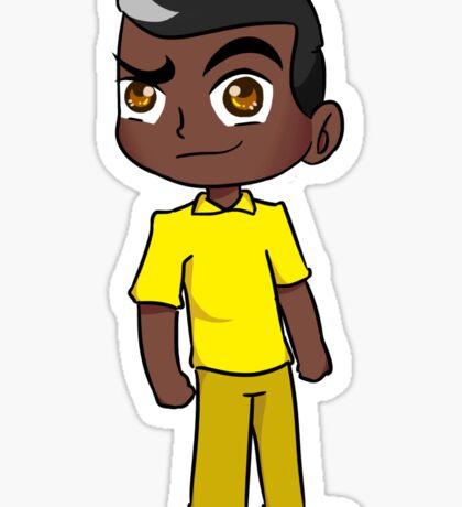 Kevin- Bloom F. Sticker
