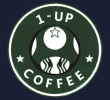 1-UP COFFEE Kids Clothes