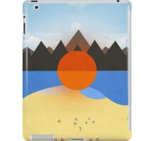 STN MTN Chained iPad Case/Skin