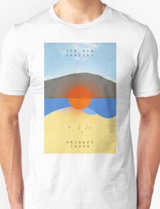 STN MTN Modified Text Unisex T-Shirt