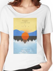 KAUAI Chained Women's Relaxed Fit T-Shirt