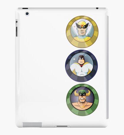 Birdman, Space Ghost & Mighty Mightor iPad Case/Skin