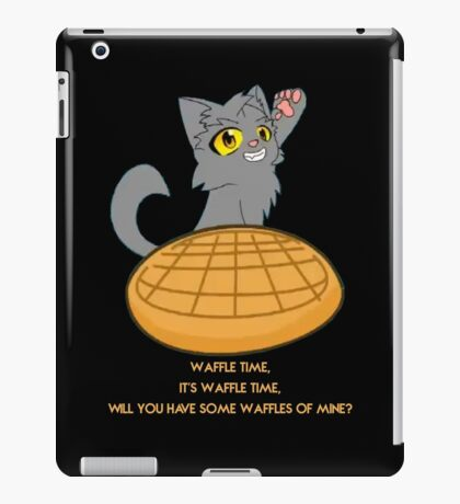 Graystripe wants you to have a waffle iPad Case/Skin