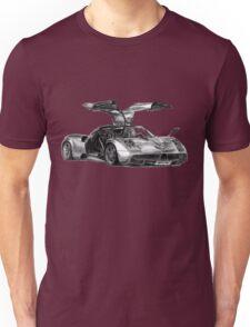 PAGANI HUAYRA Unisex T-Shirt