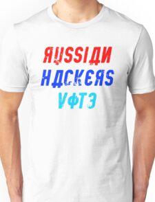 Russian Hackers Vote Unisex T-Shirt