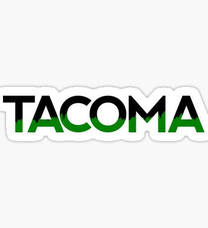 Tacoma, Washington Sticker