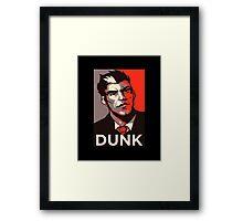 Darius DUNK Framed Print