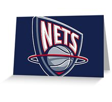 New Jersey Nets | Sports Greeting Card